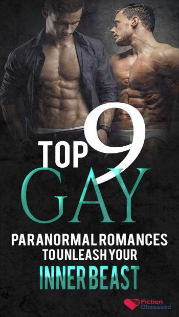 best paranormal gay romance featured image small