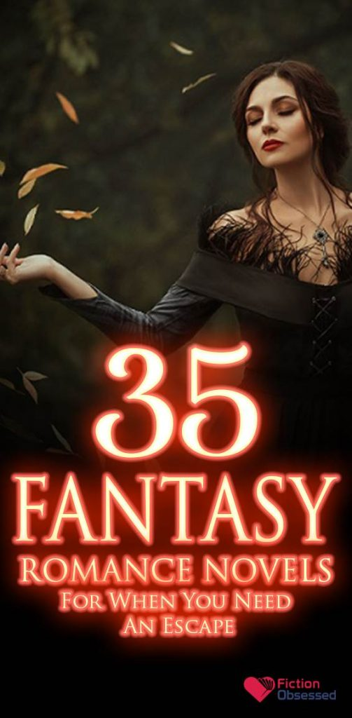 best fantasy romance novels to read