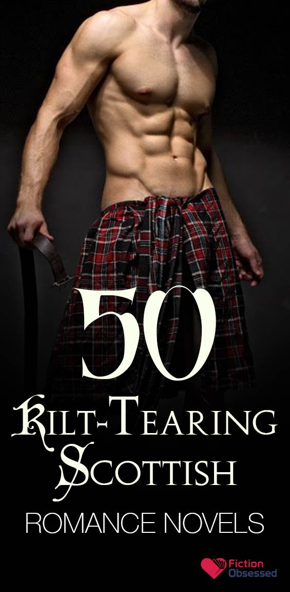 best scottish highlander romance novels