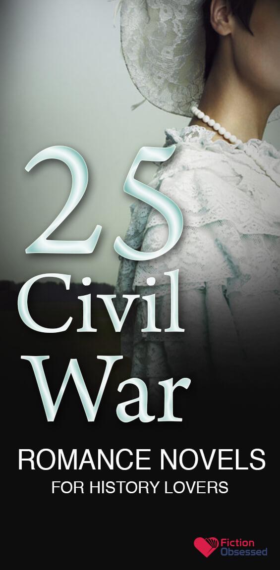 BEST CIVIL WAR ROMANCE NOVELS