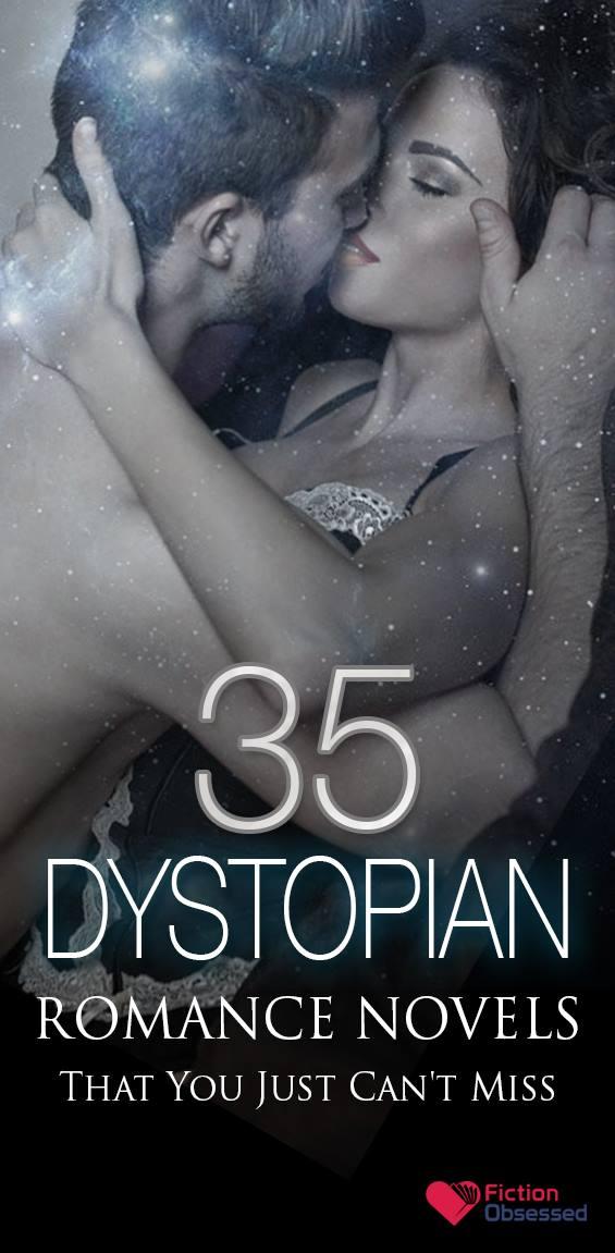 best dystopian romance novels