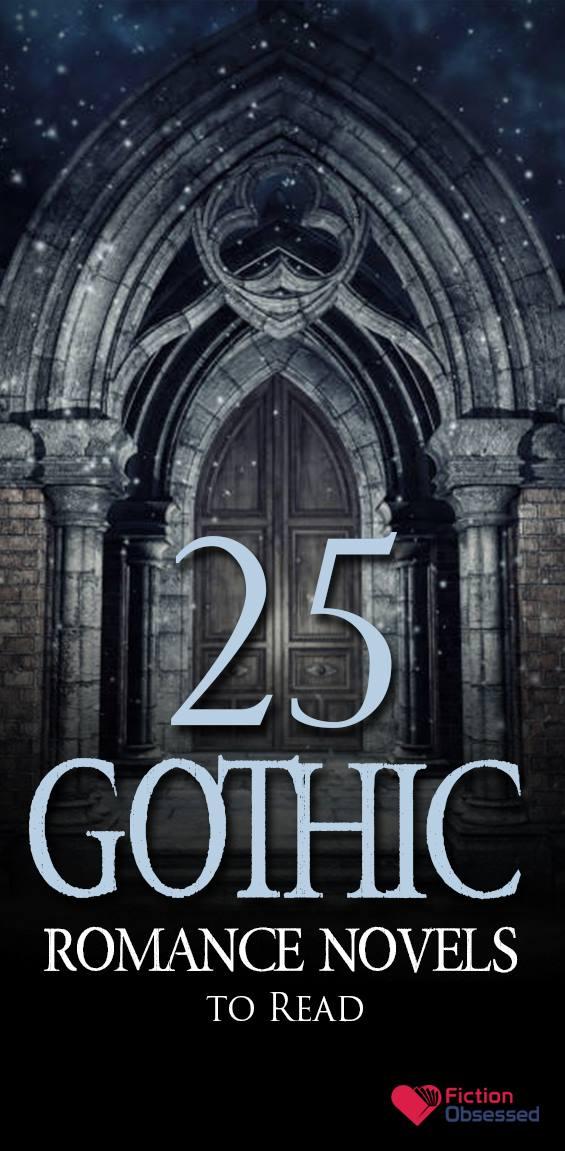 best gothic romance novels
