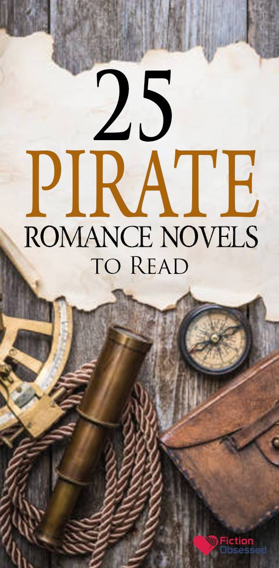best pirate romance novels