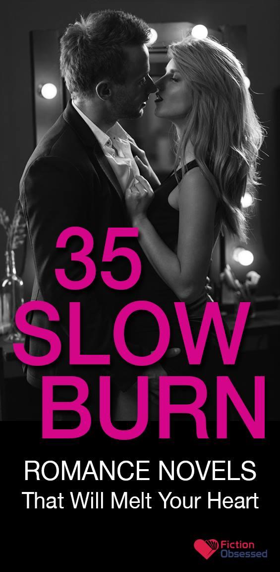 best slow burn romance novels