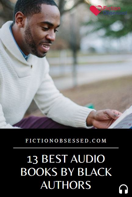 13 Best Audio Books by Black Authors